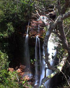 #travel  Serra do Roncador - Cachoeira São Francisco by chubbyvegan