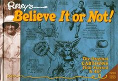 Ripley's Believe It or Not! Odditoriums are among the most popular attractions worldwide, yet most people don't know that it all started with a daily cartoon drawn by one man-Robert Ripley. Originally a sports cartoonist, Ripley developed Believe It or Not! in the 1920s. By the end of the decade, the series had become a phenomenal hit. In an era when few people traveled outside their own hometown, let alone out of the country, Ripley became a globetrotter, seeking stories of bizarre and…