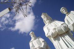 Portico dos Reis Magos - da cidade de Natal, RN