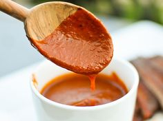 Sauced: Memphis-Style Barbecue Sauce