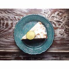 A nossa tarte de Limão Merengada <3
