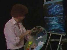 Bob Ross The Joy of Painting Season 3 Episode 2 Blue Moon