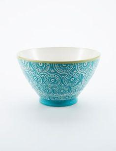 RETRO skål grön | Bowls | Ceramic/glass | Glas & Porslin | Inredning | INDISKA Shop Online