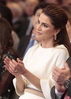 Las semejanzas entre el peinado más impactante de la reina Letizia y Rania de Jordania