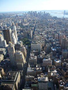 Manhattan from EMPIRE