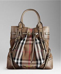 #Burberry bag OMG!!!! In my dreams....... <3