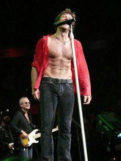 Jon Bon Jovi. ♥♥♥ Mmmmm!