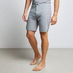 CĀLM Quentin Board Short, Sky Grey Crew Clothing, Bermuda Shorts, Denim Shorts, Sky, Man Shop, Board, Swimwear, Clothes, Collection