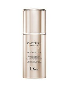Dior Capture Totale 360 Lightup Openup Replenishing Eye Serum with Exclusive Dior Applicator ** You can get additional details at the image link.