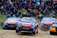 FIA Rallycross 2016: PEUGEOT 208 WRX rumam à arena de Barcelona