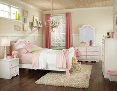 Standard Furniture Bubblegum Sleigh Bedroom Collection