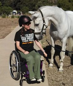 """""""A 19-year-old Andalusian gelding has been named theAmerican Hippotherapy Association Horse of the Year for 2013. Lusco, who is registered with the International Andalusian and Lusitano Horse Association (IALHA), works in Therapy Services at Ride On in Chatsworth, California."""""""