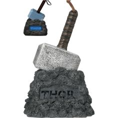marvel comics avengers thor s hammer pewter keychain key ring with