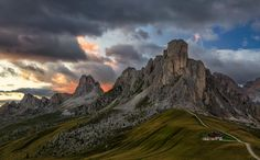 Passo Giau 5 by Martin Worsøe Jensen on 500px