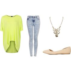 Untitled #199 by pandora26 on Polyvore featuring Topshop and Charlotte Russe