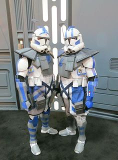 Arc troopers Fives and Echo!!