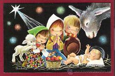 4 Magníficos dípticos de Navidad para niños ilustrados por Constanza - C. y Z - S. 3329 - Foto 2