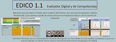 EDICO 1.1. Cuaderno para evaluar en competencias (José Luis Gutierrez)