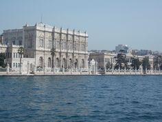 Turquia - Navegando pelo Bósforo/Istambul