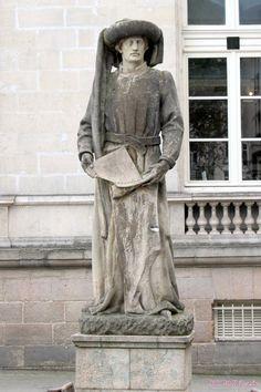 1119- Henri le Navigateur par F. F. de Souza (1931) . Nantes