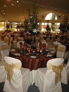 Fall Centerpiece Wedding Flowers Photos & Pictures - WeddingWire.com