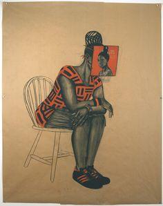 Robert Pruitt Silk and Soul 2007