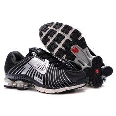 721225c8605 Nike Shox R4 903 Black Silver Kid Shoes Sale   79.59 Nike Kids Shoes