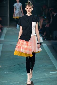 Marc by Marc Jacobs SPRING/SUMMER 2015 READY-TO-WEAR