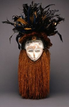 African Mask, Ngontang Mask. See The Virtual Artist gallery: www.thesrtistobjective.com