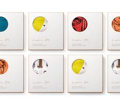 Lucienne Day Tea Towel - TwentyTwentyOne - Packaging & Print - Aloof