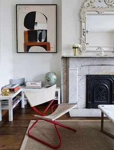 How To Add A Pop Of Red To Your Home
