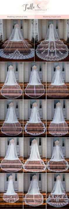 Wedding veils lace - BOHO Bride chapel wedding veils cathedral wedding veils bridal accessories Spanish Veils ivory Lace Flower along full edge Cathedral Wedding Veils, Chapel Wedding, Dream Wedding Dresses, Bridal Dresses, Bridal Veils, Lace Veils, Wedding Outfits, Wedding Attire, Bridal Hair