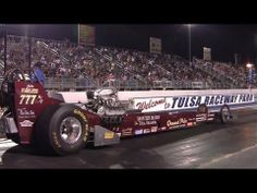 2013 Nitro Nationals Tulsa Raceway Nitro A/Fuel Dragster Rd 2 Eliminations Nostalgia Drag Racing