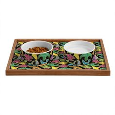 Raven Jumpo Wow Wau Pet Bowl and Tray