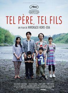 Tel père tel fils. 2013 finit très fort. Film superbement maîtrisé, émotion tout en retenue, le prix du jury à Cannes est un film important, même si il n'échappe pas à quelques clichés (notamment sur les différences classes sociales au Japon). Grands acteurs, notamment les enfants, superbement dirigés.