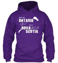 Ontario Girl!