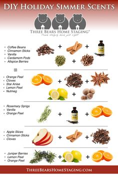 Homemade Potpourri, Simmering Potpourri, Diy Fragrance, Room Scents, Christmas Fun, Christmas Smells, Smell Good, Make It Yourself, Staging
