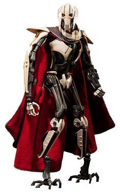 General Grievous - Scum & Villainy Star Wars Sideshow