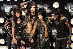 Black Veil Brides - Fallen Angels BVB