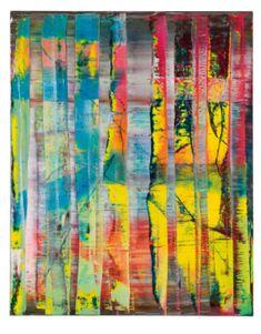 Gerhard Richter - Sotheby's  one of my favorite artists.