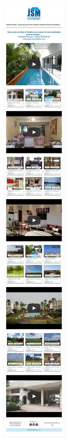 JSM Immobilier - Venez decouvrir notre meilleure sélection de biens immobiliers
