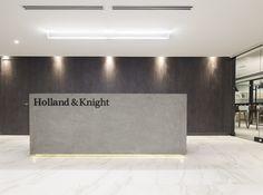 Holland & Knight Offices – Bogotá