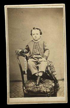 c1860  zouave little cute boy US civil war CDV by VintagePhotosRus. , via Etsy.