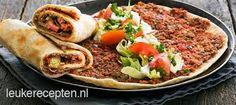 turkish pizzza