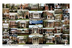 The University of Mary Washington campus... What a college should look like.