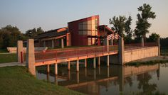 Remington Nature Center in St. Joseph, Missouri.  Visit their website at: http://www.stjoenaturecenter.info/