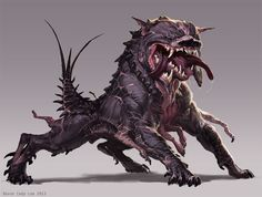 Cerberus by ~Gorrem on deviantART