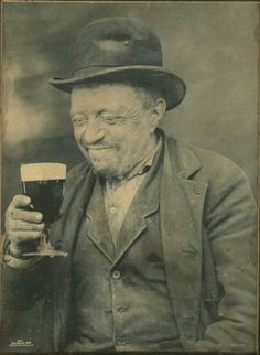 Man with Beer, 1899. a mug of beer #history  http://novosti-n.org/ukraine/read/72259.html http://www.pinterest.com/pin/9359111701278845/  http://diletant.ru/articles/22158688/