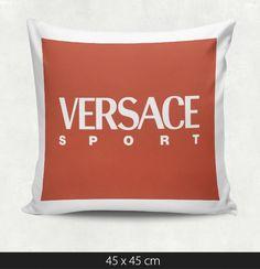 Versace Sport Pillow