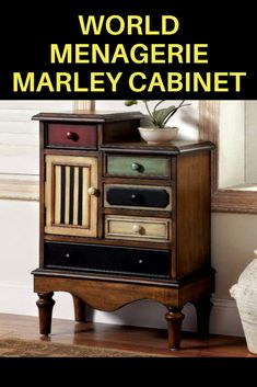 World Menagerie Marley cabinet